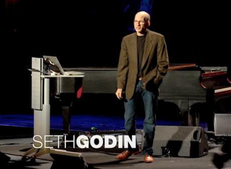 seth godin on TED